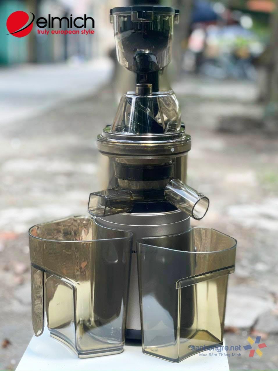 Máy ép nguyên quả Elmich Smartcook JES-3896 công suất 180W