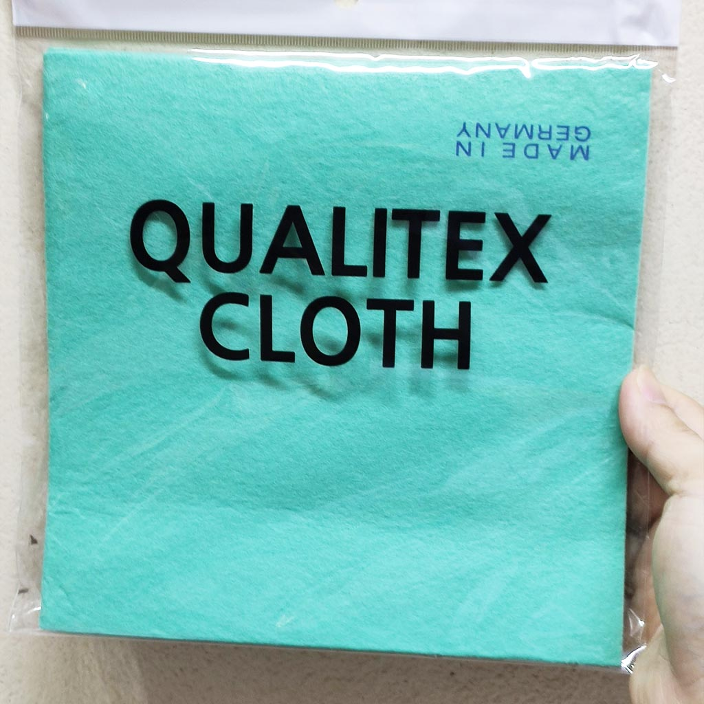 Khăn lau đa năng Qualitex Cloth - Made In Germany