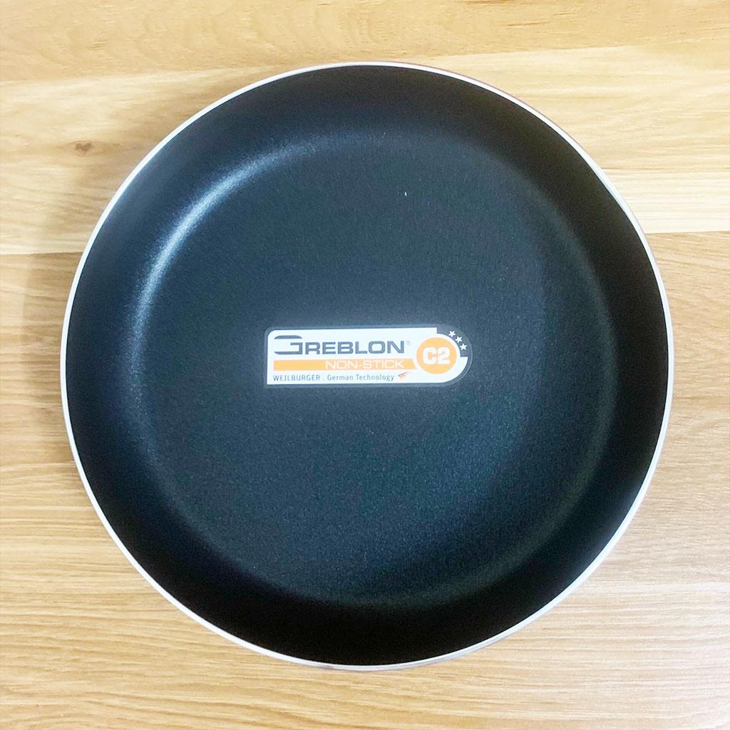 Khay nướng bánh chống dính Greblon Rapido 21cm hàng chính hãng