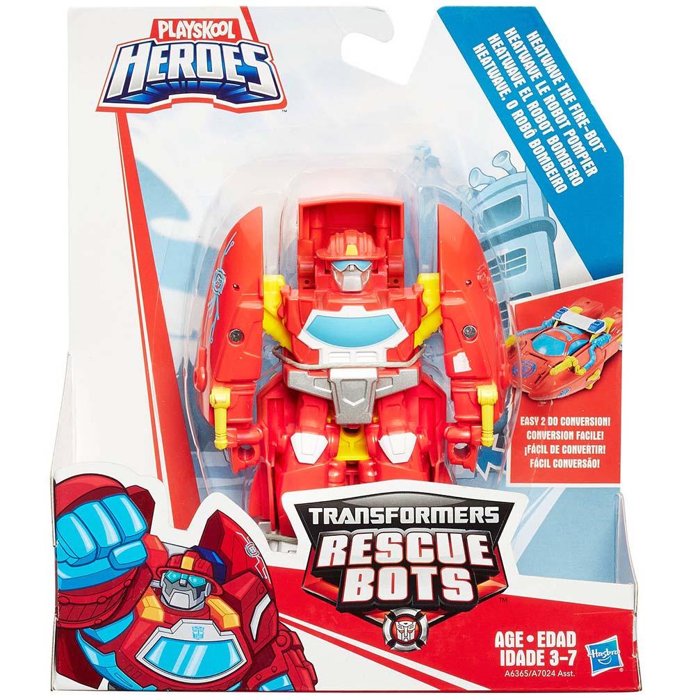 Đồ chơi Robot Transformer Playskool Heroes Rescue Bots Heatwave the Fire-Bot