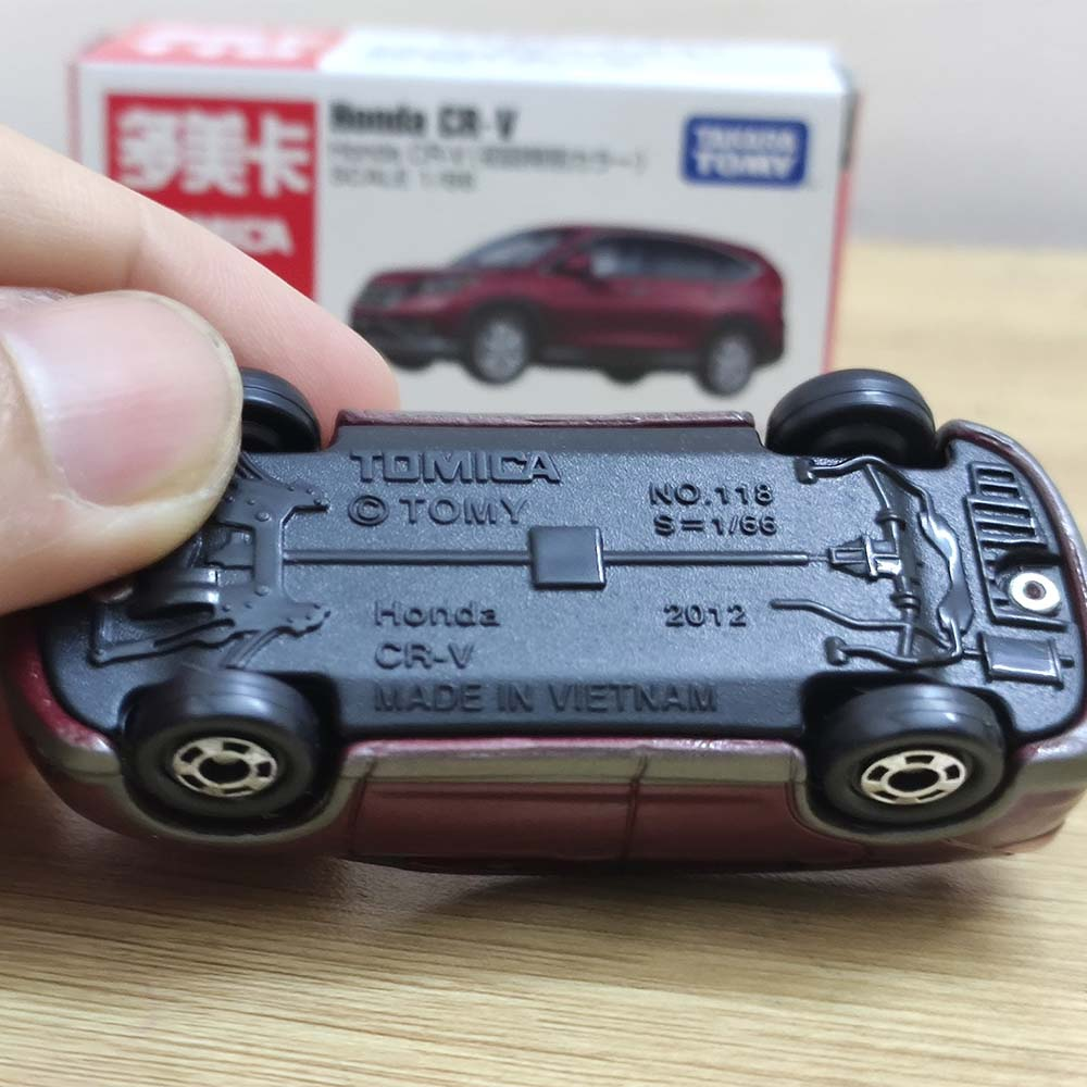 Xe ô tô 7 chỗ mô hình Tomica Honda CR-V No.118