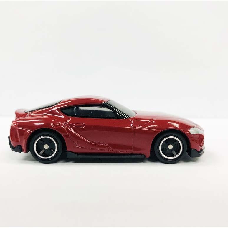 Xe ô tô mô hình Tomica Gr Supra đỏ No.117