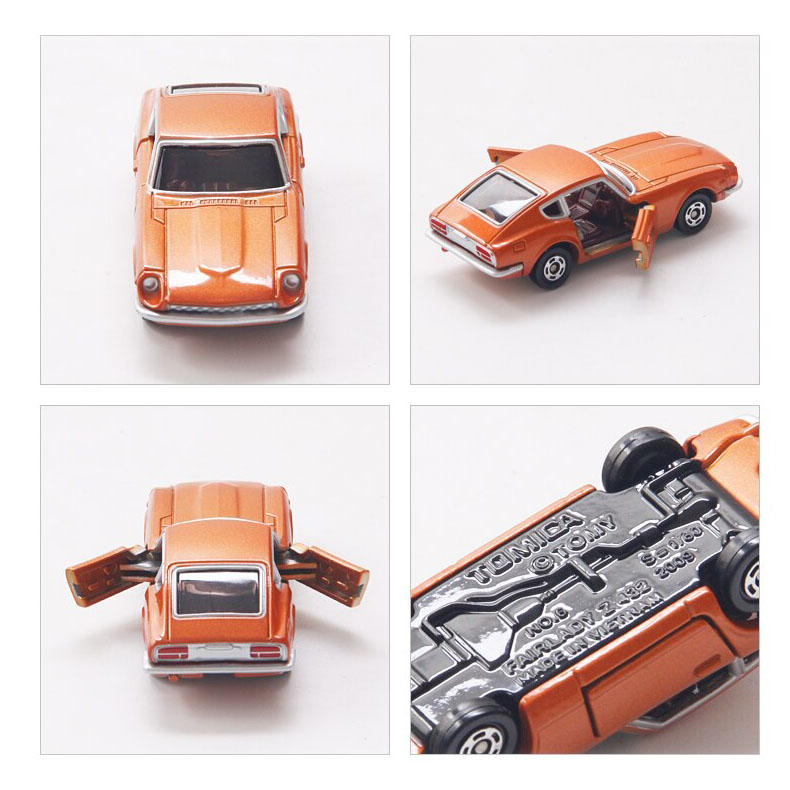 Xe ô tô mô hình Tomica Nissan Fairlady Z 432 tỷ lệ 1/60