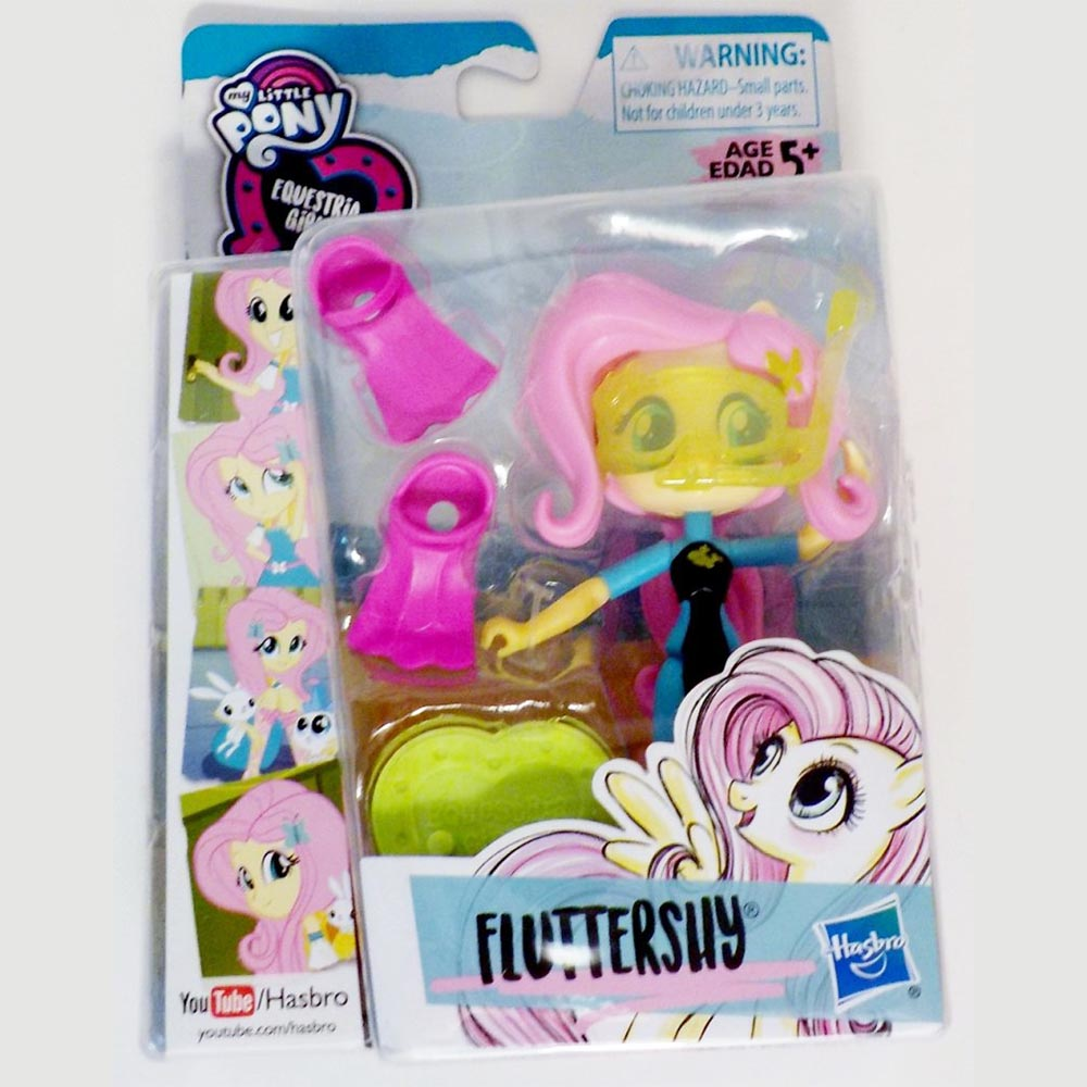 Búp bê My Little Pony cô gái Equestria trên bãi biển Beach - Fluttershy