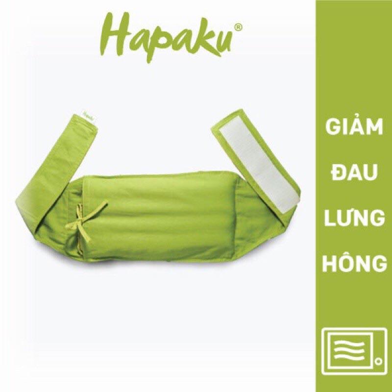 Đai chườm lưng thảo dược Hapaku