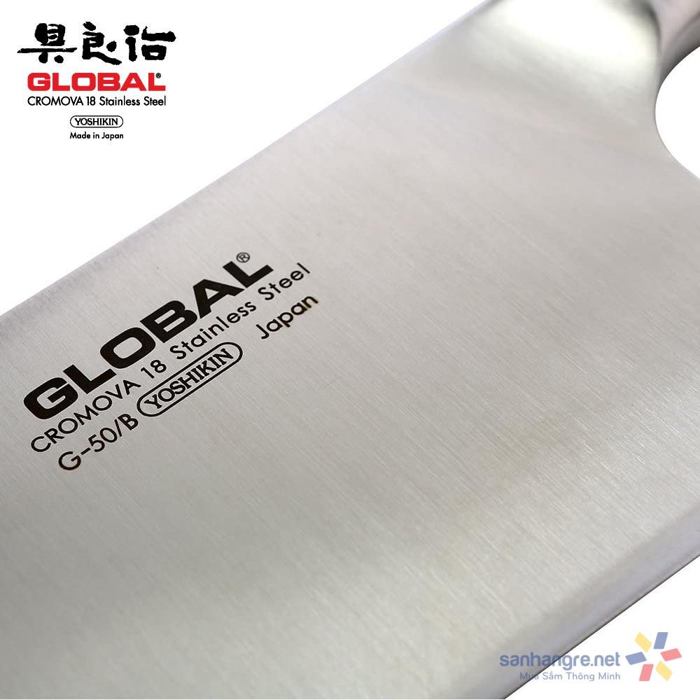 Dao chặt xương Nhật Bản Global Yoshikin Chopper G-50