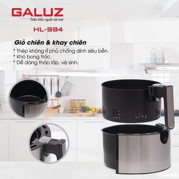 Nồi chiên không dầu Galuz HL-994 dung tích 5 lít