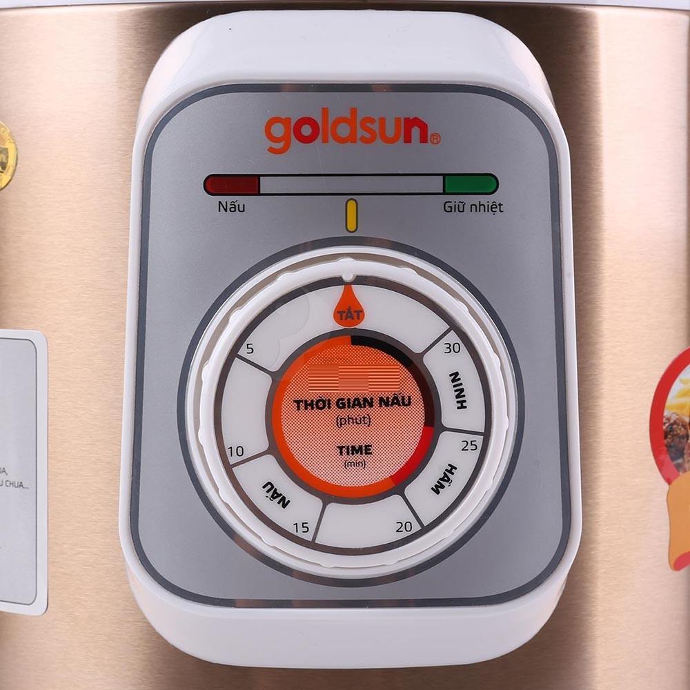 Nồi áp suất điện Goldsun EP-GHP60G