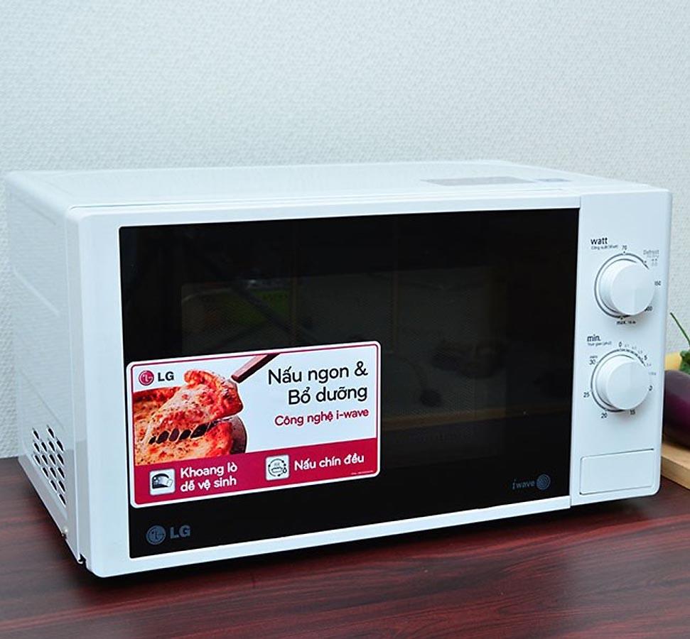 Lò vi sóng cơ LG MS2024D dung tích 20 lít