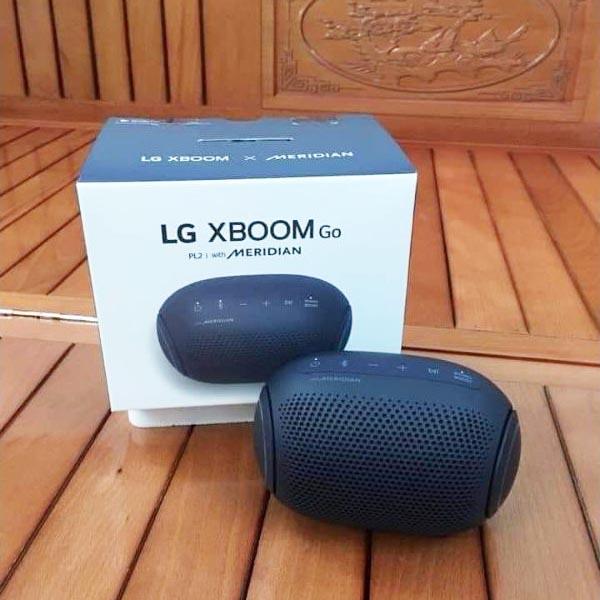 Loa không dây kết nối Bluetooth LG XBoom Go PL2