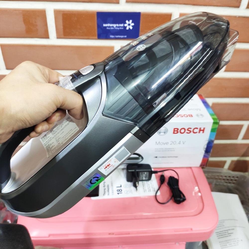 Máy hút bụi cầm tay Bosch BHN20110 công nghệ Air Clean