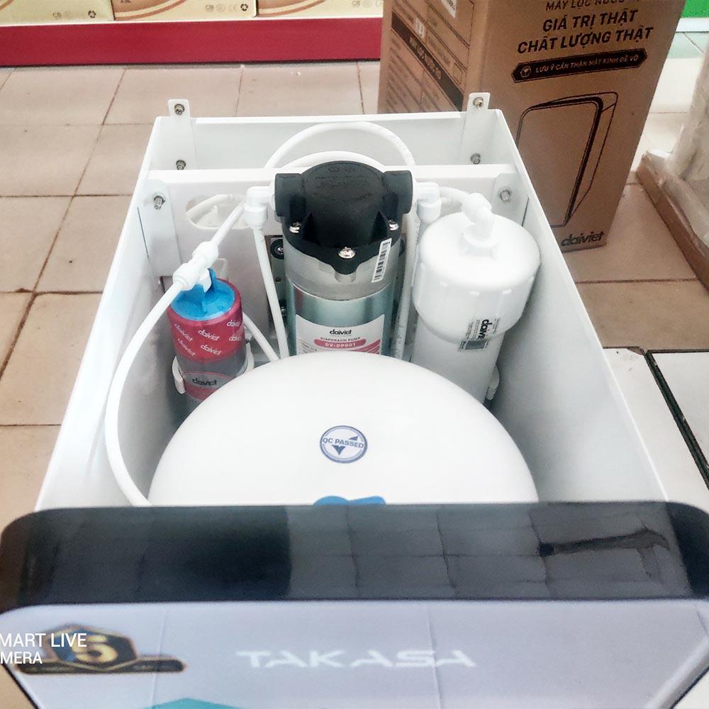 Máy lọc nước RO để gầm Đại Việt Takasa TAW-33005J