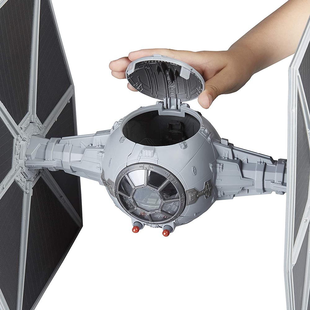 Đồ chơi mô hình Star War Force Link 2.0 - Tie Fighter và Pilot