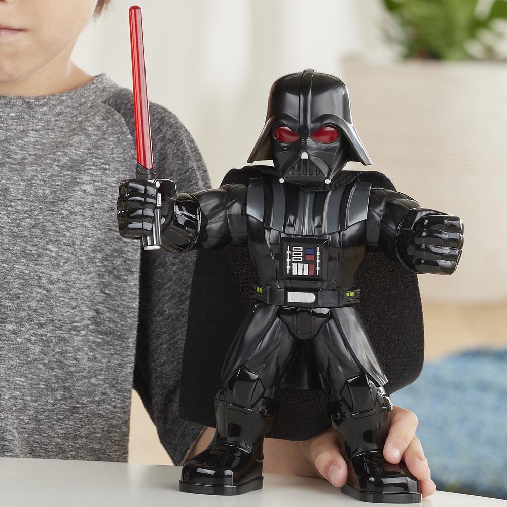 Đồ chơi mô hình Nhân vật Star War Galactic Heroes Mega Mighties - Darth Vader
