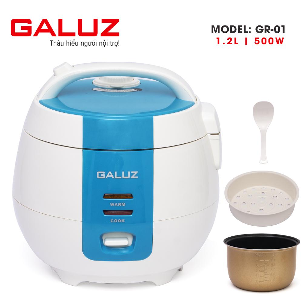 Nồi cơm điện cơ Galuz GR-01 dung tích 1.2 lit