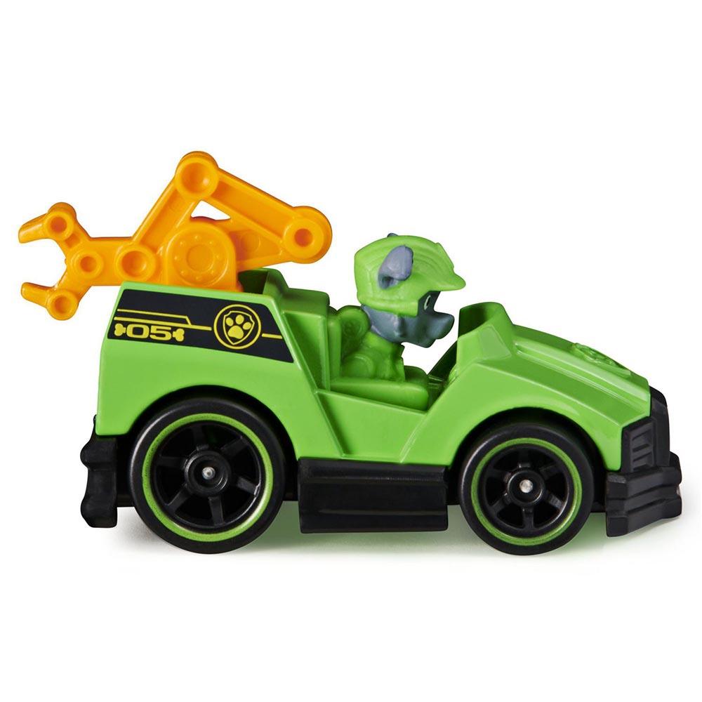 Đồ chơi mô hình Xe cứu hộ Paw Patrol True Metal tỷ lệ 1:55 - Rocky Misson Paw