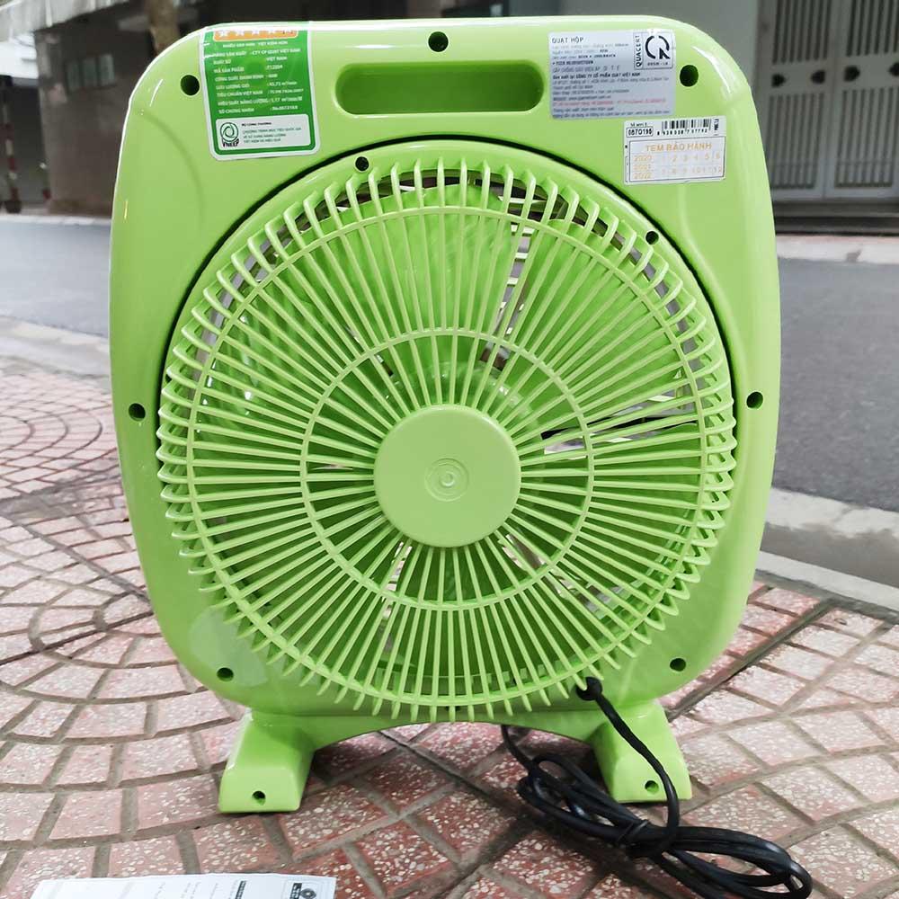 Quạt hộp tản gió Asia F12004