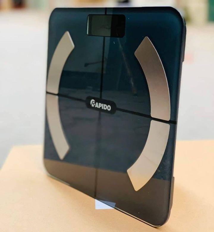 Cân sức khỏe điện tử thông minh Rapido RSB02-S
