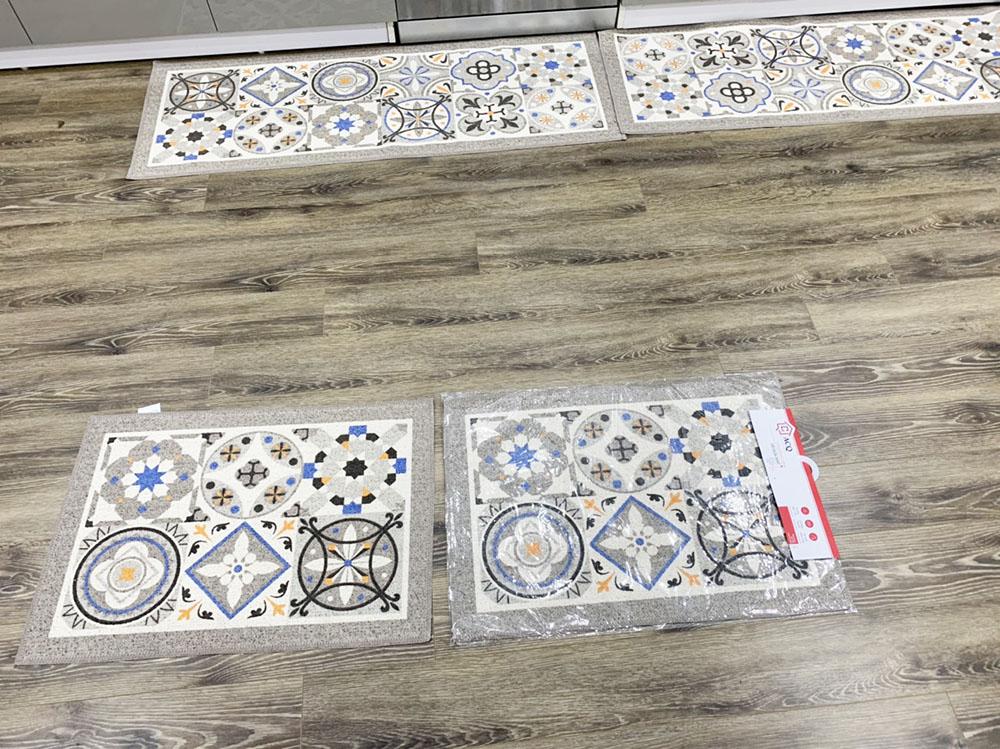 Thảm trải sàn cao cấp ACQ Carmi Hàn Quốc 45x65cm, 45x120cm
