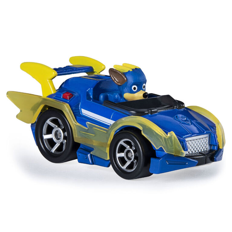 Mô hình Xe chó cứu hộ Paw Patrol True Metal tỷ lệ 1:55 - Chase Super PAW (no box)