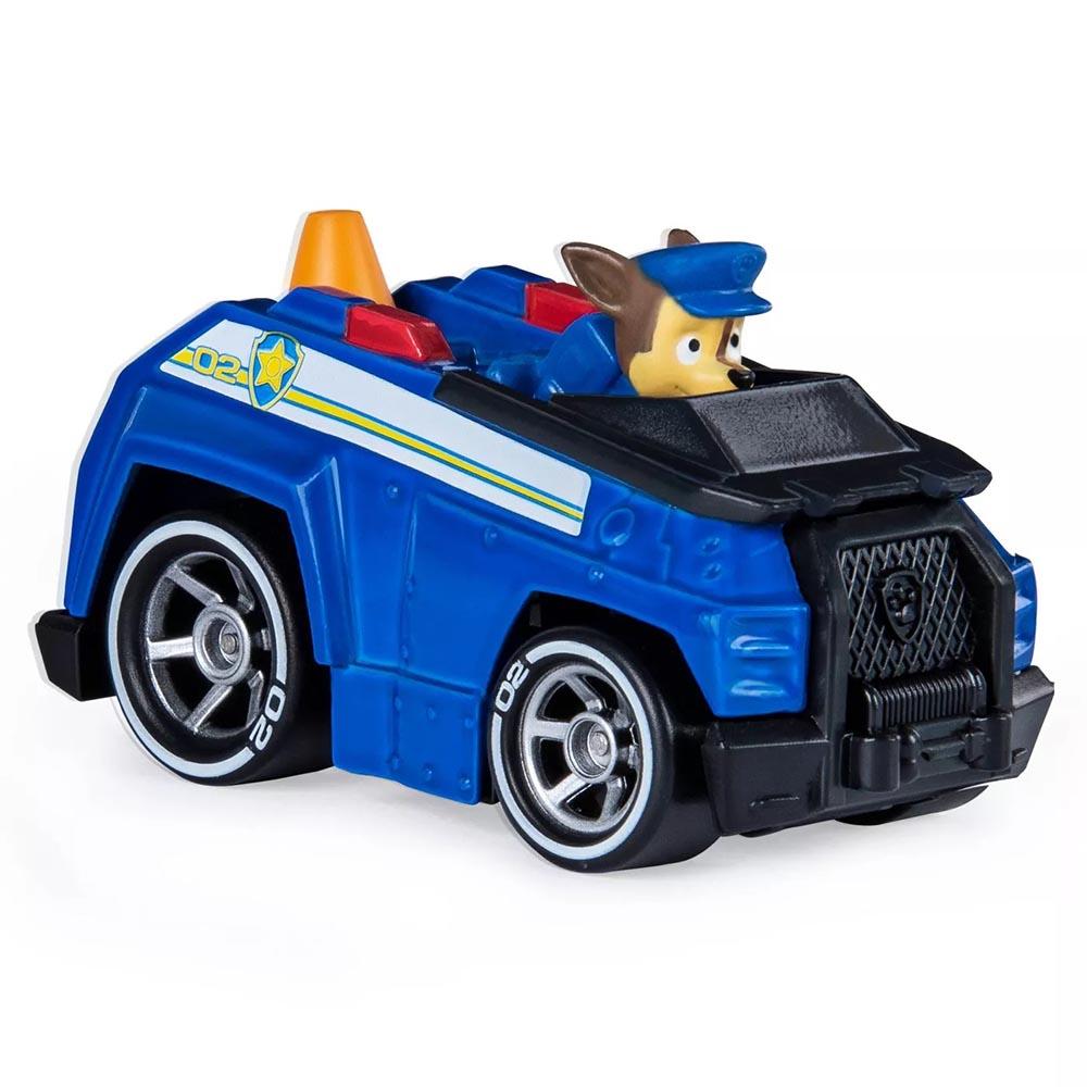 Đồ chơi mô hình Xe chó cứu hộ Paw Patrol True Metal - Police Cruiser Chase 02
