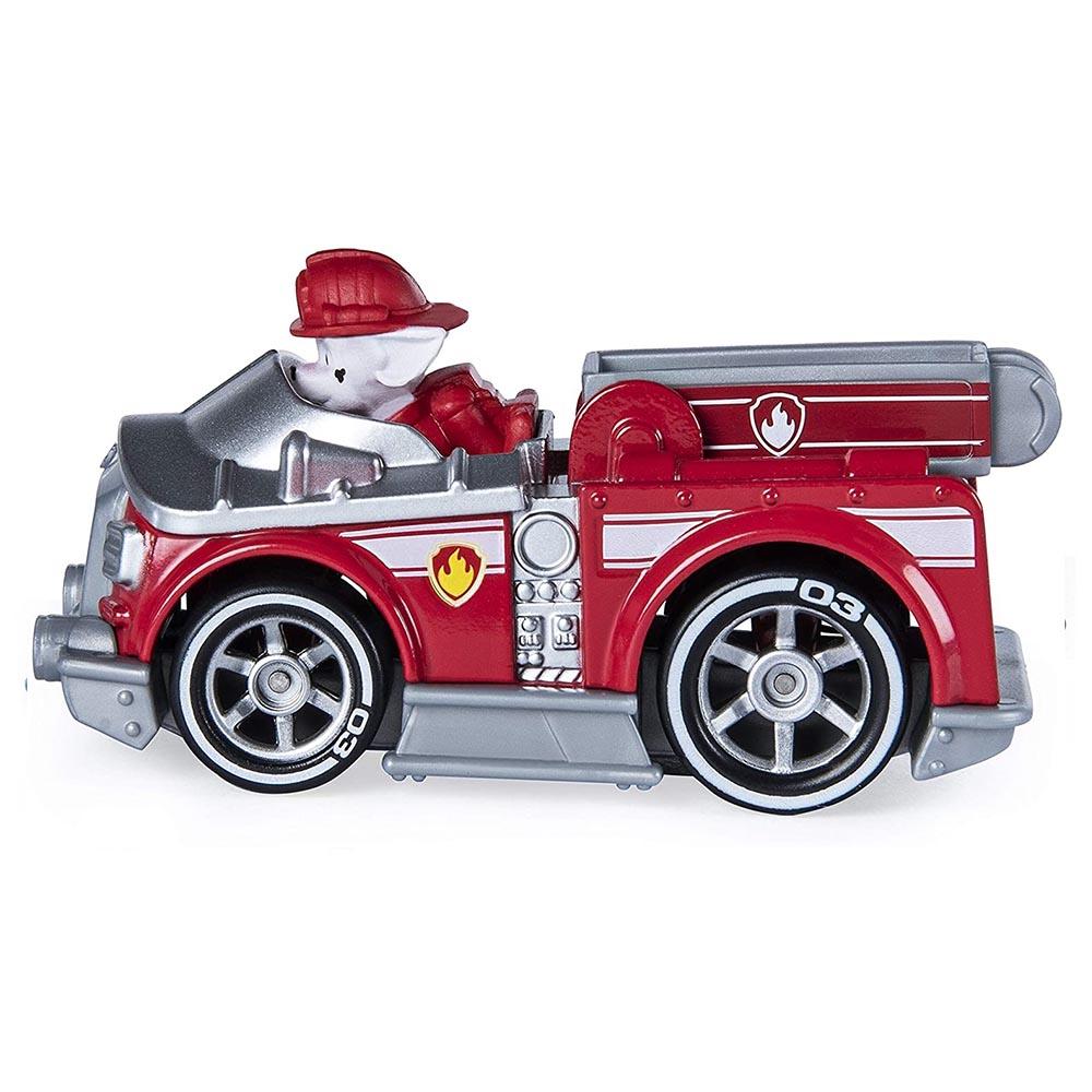 Đồ chơi mô hình Xe chó cứu hỏa Paw Patrol True Metal - Marshall