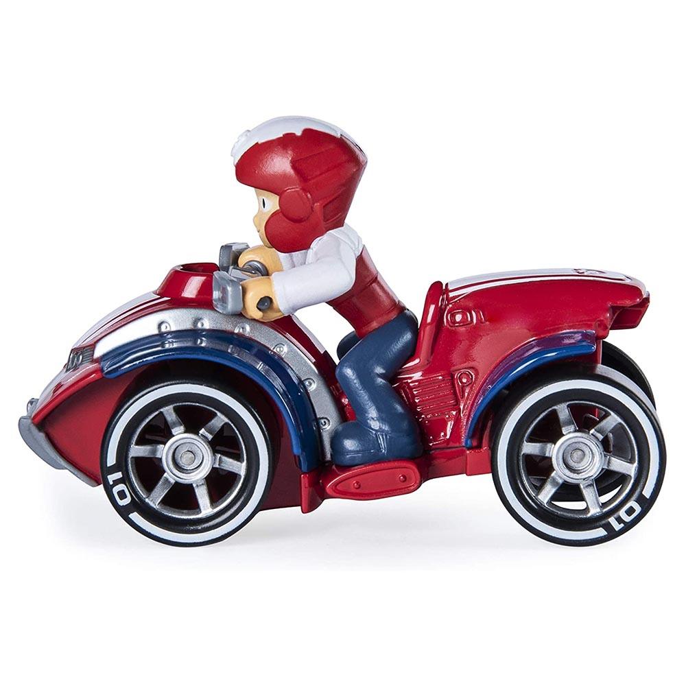 Đồ chơi mô hình Xe chó cứu hộ Paw Patrol True Metal Spark - Zuma
