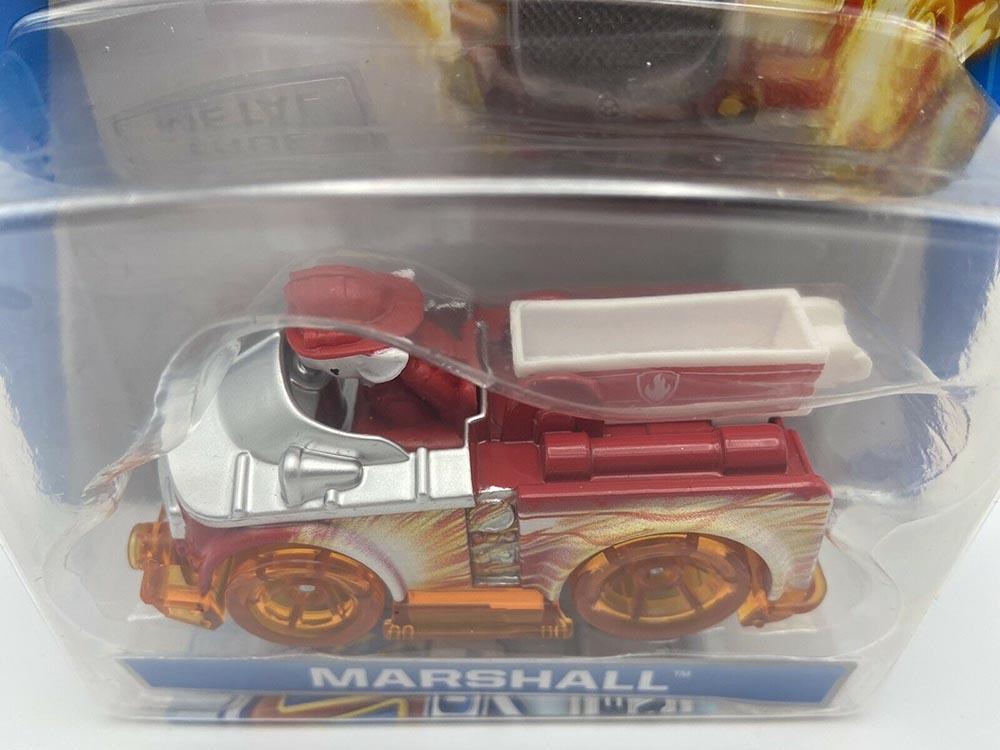 Đồ chơi mô hình Xe chó cứu hộ Paw Patrol True Metal Spark