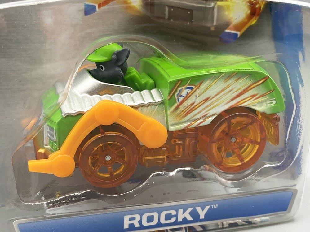 Đồ chơi mô hình Xe chó cứu hộ Paw Patrol True Metal Spark - Rocky