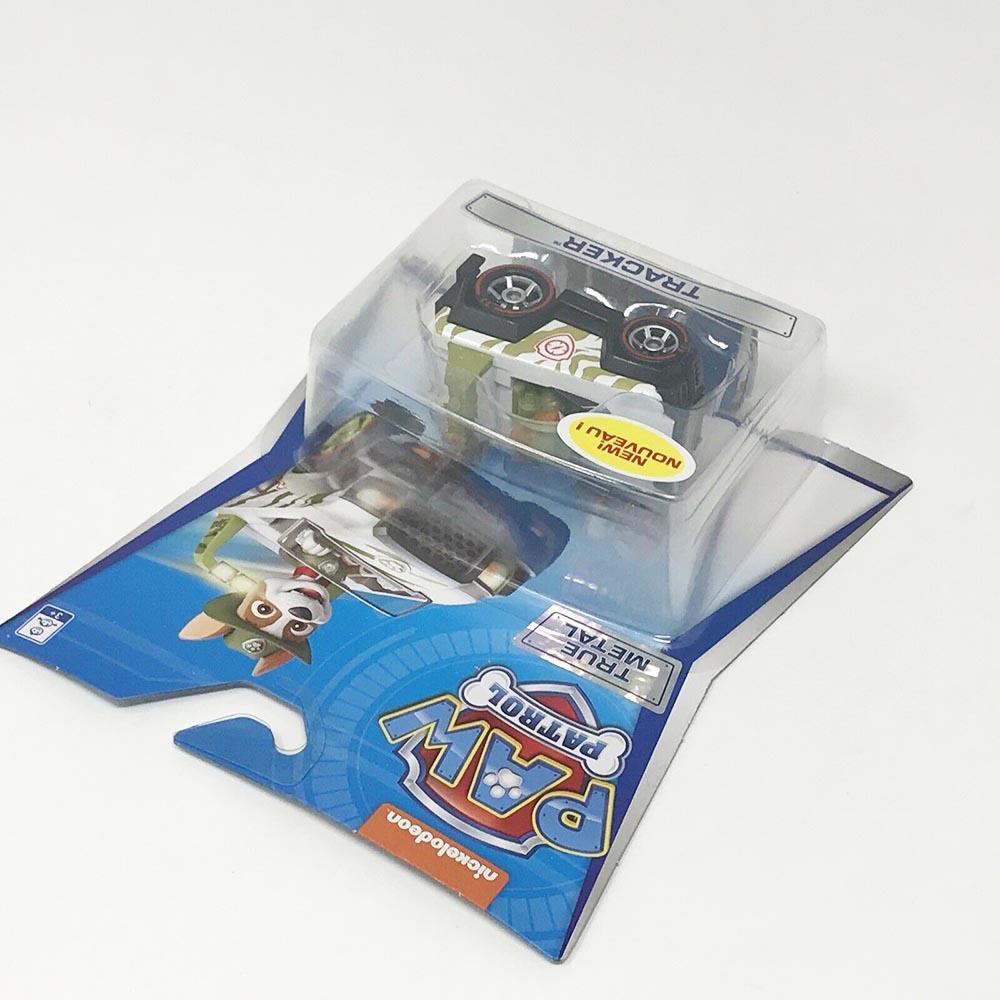 Đồ chơi mô hình Xe chó cứu hộ Paw Patrol True Metal - Tracker