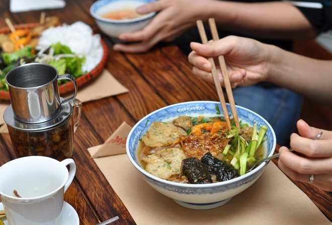 Tổng hợp các địa chỉ ăn uống ngon, bổ, rẻ nổi tiếng tại Hải Phòng