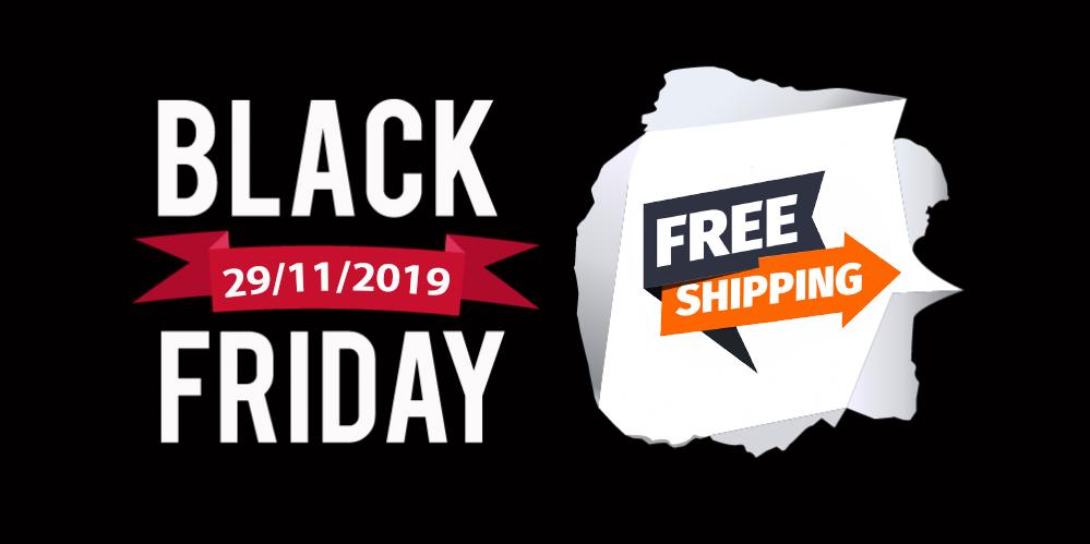 Tuần lễ Black Friday 2019 - Freeship Toàn Quốc đơn từ 500k cùng Săn Hàng Rẻ