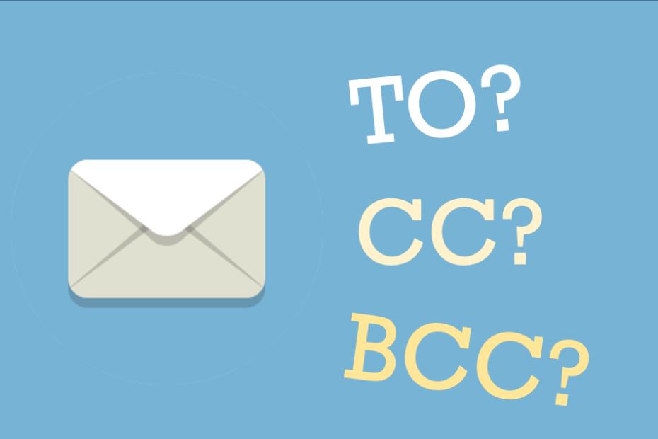 Hiểu rõ hơn về CC và BCC trong khi gửi email ... đơn giản nhưng ít người để ý