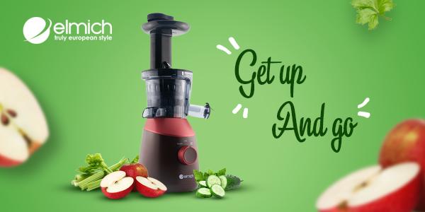 5 công thức nước ép (juice) cho người mới làm lần đầu với Máy ép trái cây Elmich - Smartcook - Panasonic