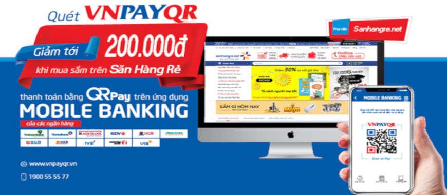 Chào mừng ra mắt Phương thức Thanh toán trực tuyến qua cổng Vnpay