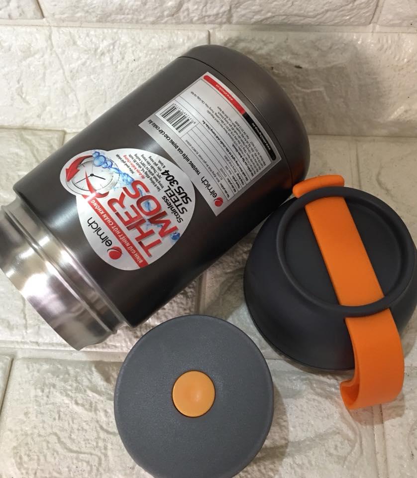 Bình đựng thức ăn và giữ nhiệt elmich EL2355
