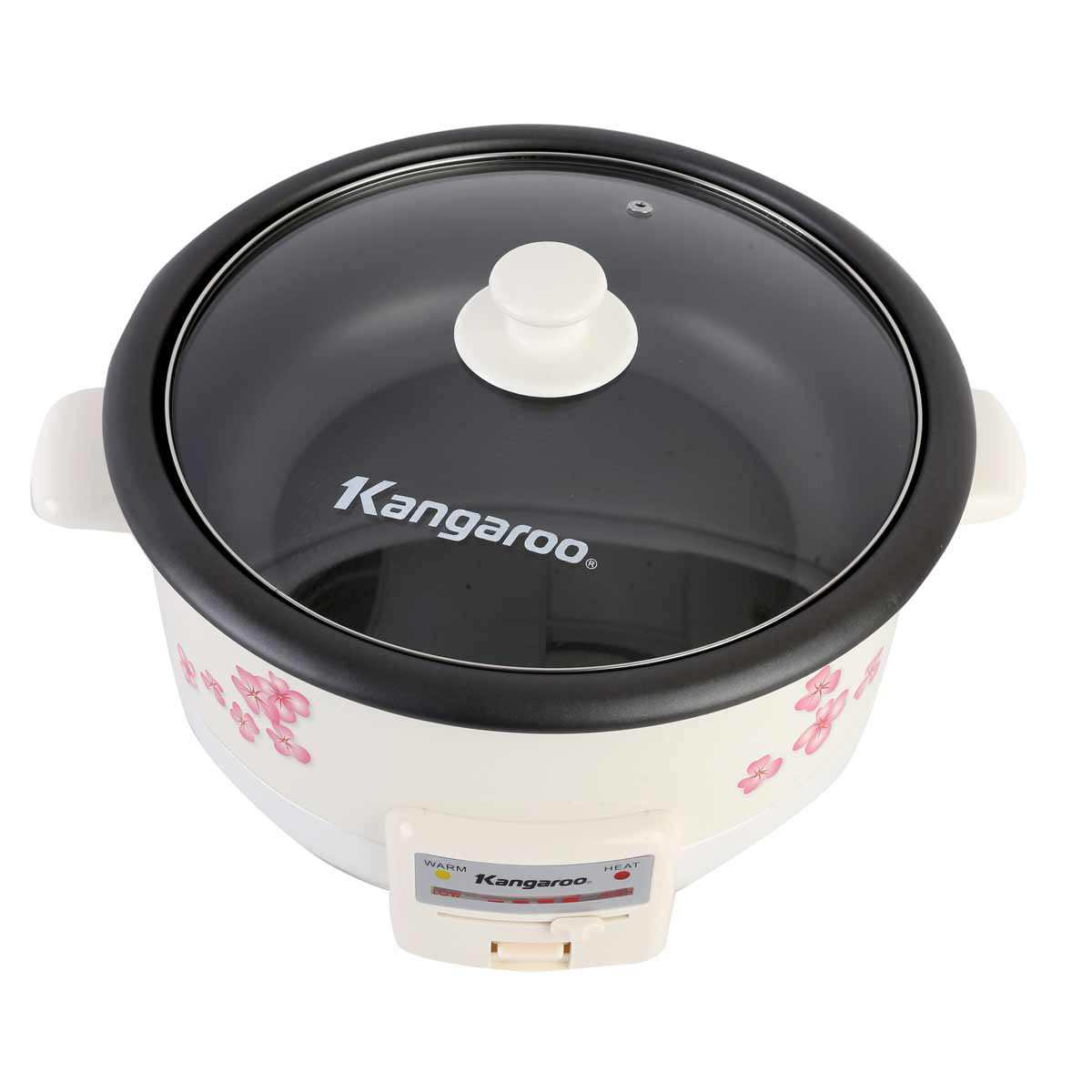 Nồi Lẩu Điện Đa Năng Kangaroo Multi Cooker KG800