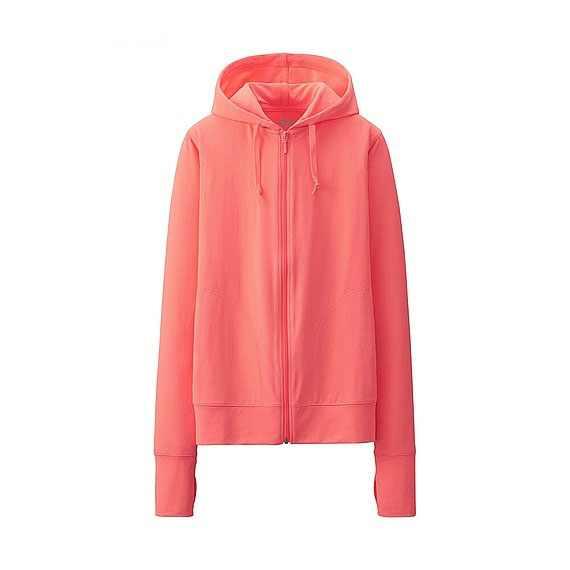 áo chống nắng uniqlo màu hồng