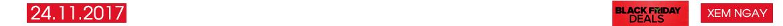 mã giảm giá Black Friday 2017