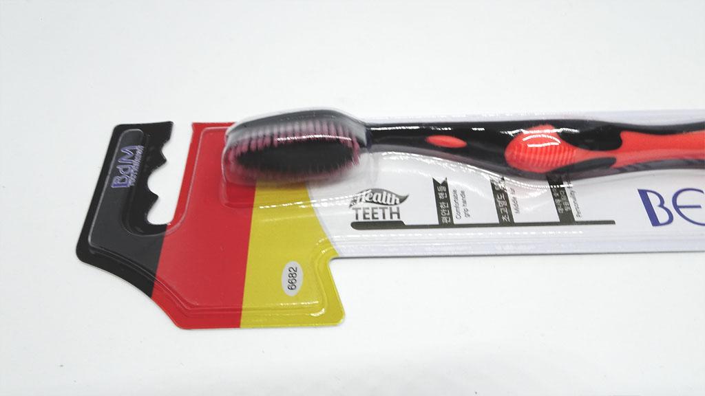 Bàn chải đánh răng Nano cao cấp BEIDEMA Hàn Quốc 6682 cờ Đức