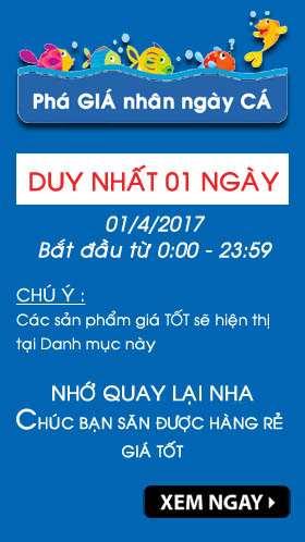 PHá giá nhân ngày CÁ 01/4/2017