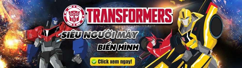 Siêu người máy biến hình Robot transformers