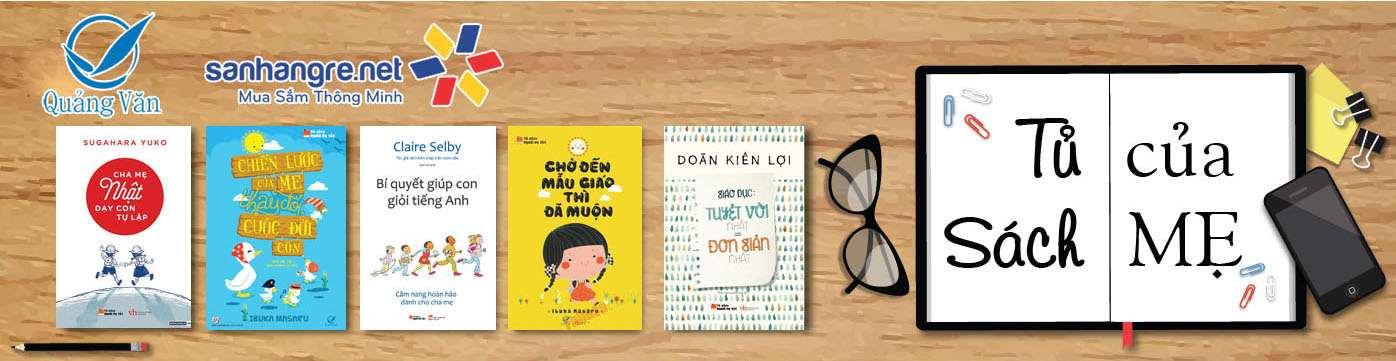 Tủ Sách người Mẹ tốt - Truyên tranh Nhật Bản