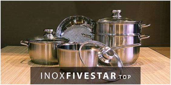 Nồi và chảo Inox Fivestar - Online Friday 2017