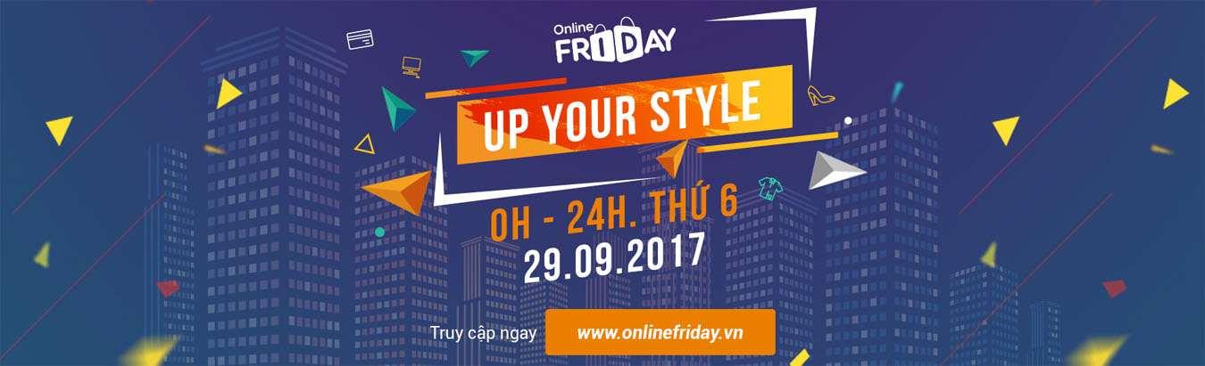 OnlineFriday 2017 - Săn Hàng Rẻ