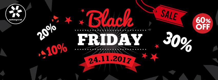 Mã giám giá Black Friday 2017