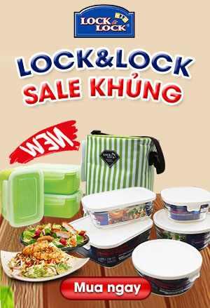 đồ dùng nhà bếp locklock