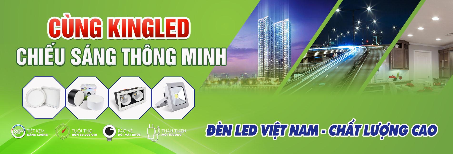 Đèn chiếu sáng Kingled