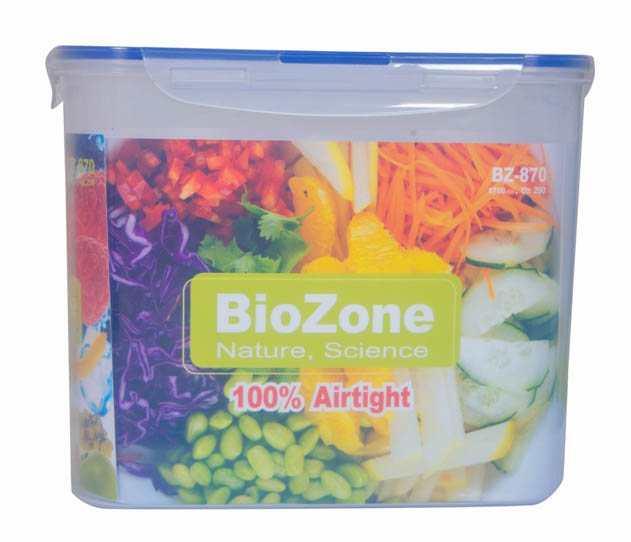 Hộp nhựa đựng thực phẩm BioZone 8700ml