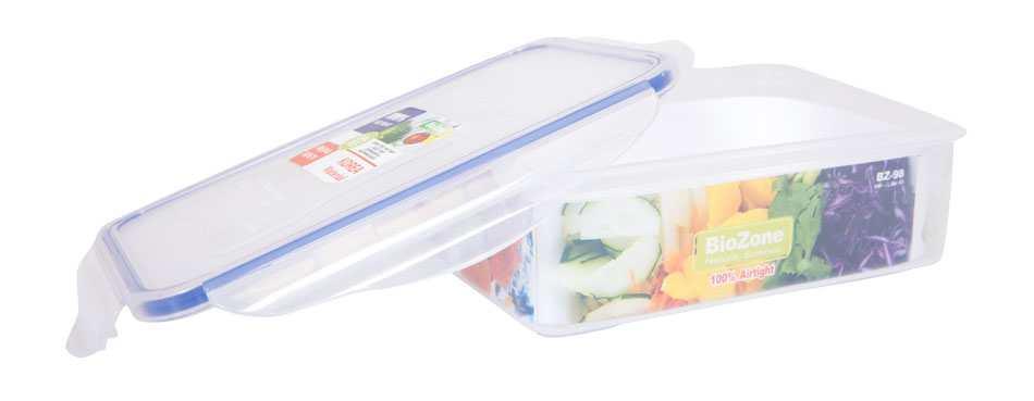 Hộp nhựa đựng thực phẩm BioZone 980ml